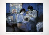 Intimacy Prints by Pablo Picasso