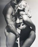 Anna and Mark Samlertryk af Victor Skrebneski