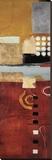 Ironia de Verano Stretched Canvas Print by Nancy Villarreal Santos