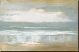Shoreline Reproduction transférée sur toile par Caroline Gold