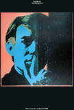 Self-Portrait Collectable Print by Andy Warhol