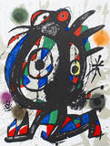 Litografia original I Collectable Print by Joan Miró