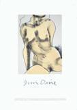 Jim Dine - Galerie 33 - Koleksiyonluk Baskılar