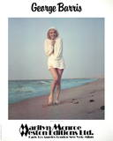 Marilyn Monroe- Chilly Wind Collectable Print by George Barris
