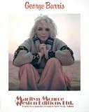 Marilyn Monroe- The Warm Up Reproductions pour les collectionneurs par George Barris