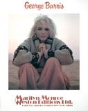 Marilyn Monroe- The Warm Up Collectable Print by George Barris