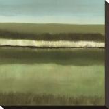 Aguas tranquilas Reproducción en lienzo de la lámina por Caroline Gold
