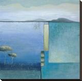 Dual Vision II Leinwand von Ursula Salemink-Roos