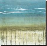 Shoreline Memories II Leinwand von Heather Mcalpine