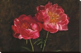 Romanticismo Reproducción en lienzo de la lámina por Janel Pahl