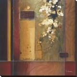 Flor estival Reproducción en lienzo de la lámina por Don Li-Leger