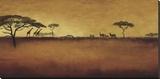 Serengeti I Lærredstryk på blindramme af Tandi Venter