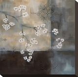 Spa Blossom II Leinwand von Laurie Maitland