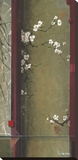 Blossom Tapestry I Stretched Canvas Print by Don Li-Leger