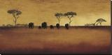 Serengeti II Lærredstryk på blindramme af Tandi Venter