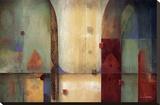 Orquestación Reproducción en lienzo de la lámina por Don Li-Leger