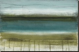 Shoreline Horizons Leinwand von Heather Mcalpine