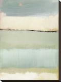 Mediodía I Reproducción en lienzo de la lámina por Caroline Gold