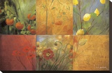 Don Li-Leger - Citrus Garden Reprodukce na plátně