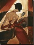 Fever Reproduction sur toile tendue par Trish Biddle
