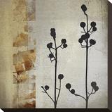 Sombras de Oro I Reproduction transférée sur toile par Noah Li-Leger