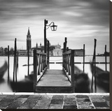 Venice Dream II Stretched Canvas Print by Nina Papiorek