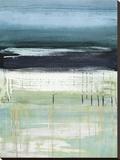 Meer und Himmel I Leinwand von Heather Mcalpine