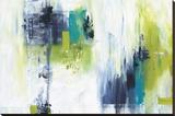 This Year's Love Lærredstryk på blindramme af Julie Hawkins