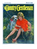 """Lazy Summer Day,"" Country Gentleman Cover, August 1, 1926 Giclee Print by Joseph Simont"