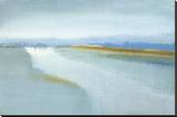 Fluss Leinwand von Caroline Gold