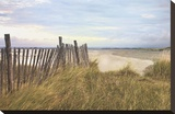 West Wittering Beach Stretched Canvas Print by Assaf Frank