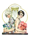 """""""You've Come a Long Way Baby,""""July 10, 1926 Giclee Print by Ellen Pyle"""