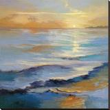 Ocean Overture Reproduction sur toile tendue par Vicki Mcmurry