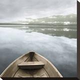 Lake Quinault Reproduction sur toile tendue par Monte Nagler