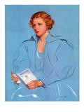 """College Requirements,""September 23, 1933 Giclee Print by Penrhyn Stanlaws"