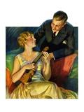 """""""Ukulele Baby,""""November 19, 1927 Giclee Print by Bradshaw Crandall"""