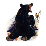 &quot;End of Hibernation,&quot;April 17, 1937 Giclee Print by Jack Murray