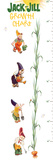 Jack and Jill - Gnomes Growth Chart Wall Decal