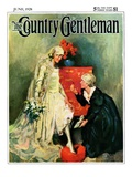 """Something Old, Something New,"" Country Gentleman Cover, June 1, 1928 Giclee Print by William Meade Prince"