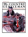 """""""Candy Counter,"""" Country Gentleman Cover, September 15, 1923 Giclee Print by R. Bolles"""