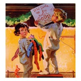 &quot;We Bin Awful Good,&quot;December 1, 1936 Giclee Print by Henry Hintermeister