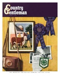 """4-H Momentos,"" Country Gentleman Cover, April 1, 1950 Giclee Print by John Atherton"
