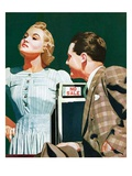 """'No Sale',""May 6, 1939 Giclee Print by John Hyde Phillips"