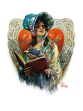 """1826 Valentine,""February 13, 1926 Giclee Print by Paul Stahr"