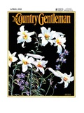 """Easter Lilies,"" Country Gentleman Cover, April 1, 1933 Giclee Print by Nelson Grofe"
