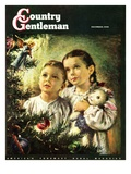 """Christmas Angel,"" Country Gentleman Cover, December 1, 1948 Giclee Print by George Garland"