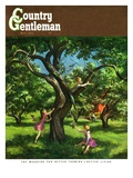 """Springtime in Tree,"" Country Gentleman Cover, May 1, 1950 Giclee Print by Lawrence Beall Smith"