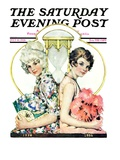 """You've Come a Long Way Baby,"" Saturday Evening Post Cover, July 10, 1926 Giclee Print by Ellen Pyle"