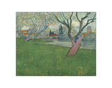 Orchards in Blossom, view of Arles, 1889 Giclee Print by Vincent van Gogh