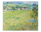 """Les Vessenots"" in Auver, 1890 Giclee Print by Vincent van Gogh"